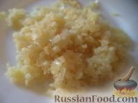 Фото приготовления рецепта: Баклажаны, соленые с чесноком - шаг №5