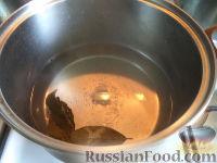 Фото приготовления рецепта: Баклажаны, соленые с чесноком - шаг №9