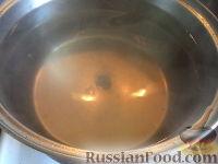 Фото приготовления рецепта: Баклажаны, соленые с чесноком - шаг №3