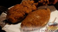 Фото к рецепту: Котлеты по-киевски
