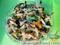 Фото к рецепту: Начинка из баклажанов
