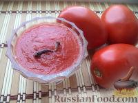 Фото к рецепту: Томатный соус (китайский кетчуп)