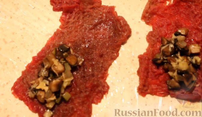 Пастила из яблок рецепт пошаговое фото