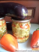 Фото к рецепту: Баклажаны «Грибы»