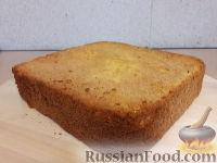 Фото к рецепту: Пышный бисквит