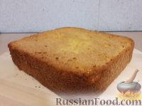Фото приготовления рецепта: Пышный бисквит - шаг №8