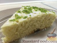 Фото к рецепту: Лимонный кекс (в мультиварке)