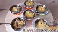 Фото к рецепту: Жульен с курицей и грибами