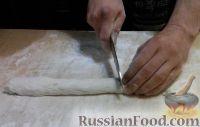 Фото приготовления рецепта: Манты с тыквой - шаг №10