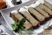 Фото к рецепту: Суфле из кабачков с грибами