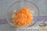 Фото приготовления рецепта: Салат «Освежающий» со сметаной и хреном - шаг №3