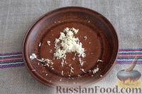 Фото приготовления рецепта: Салат «Освежающий» со сметаной и хреном - шаг №6