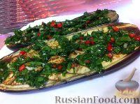 Фото к рецепту: Баклажаны, печенные на сковороде, без масла