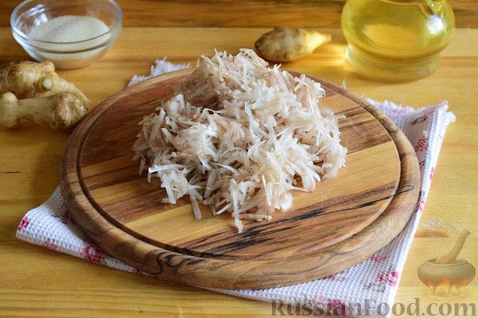 Фото приготовления рецепта: Котлеты из топинамбура - шаг №2