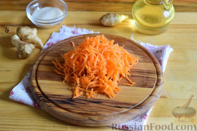 Фото приготовления рецепта: Котлеты из топинамбура - шаг №3