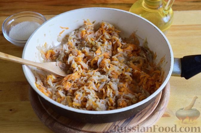 Фото приготовления рецепта: Котлеты из топинамбура - шаг №6