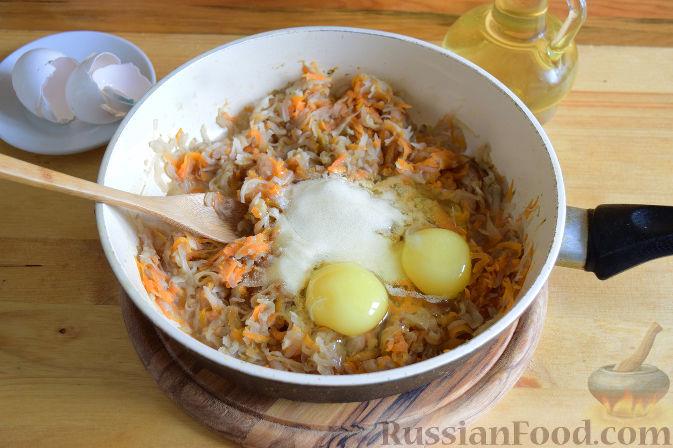 Фото приготовления рецепта: Котлеты из топинамбура - шаг №7
