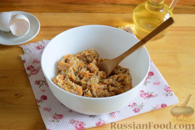 Фото приготовления рецепта: Котлеты из топинамбура - шаг №8