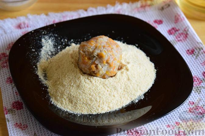 Фото приготовления рецепта: Котлеты из топинамбура - шаг №10