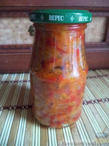 рецепт салат зимний с фасолью рецепт