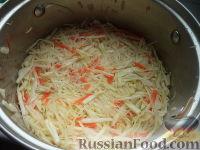 Фото приготовления рецепта: Квашеная капуста (быстрый способ) - шаг №5