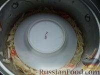Фото приготовления рецепта: Квашеная капуста (быстрый способ) - шаг №8