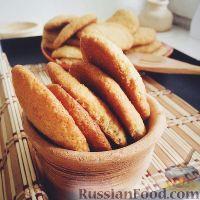 Фото к рецепту: Самое быстрое домашнее печенье