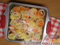 Фото приготовления рецепта: Курица, запеченная в сливках - шаг №2