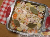 Фото приготовления рецепта: Курица, запеченная в сливках - шаг №3