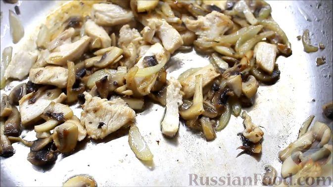 рецепты приготовления жульена с грибами и курицей