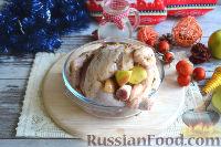Фото приготовления рецепта: Курица, запеченная целиком, в духовке - шаг №4