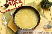 Фото приготовления рецепта: Новогодняя закуска «Мешочки Деда Мороза» - шаг №5