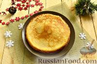 Фото приготовления рецепта: Новогодняя закуска «Мешочки Деда Мороза» - шаг №6
