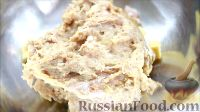Фото приготовления рецепта: Домашняя куриная колбаса со свининой и сыром - шаг №5