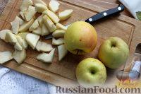 Фото приготовления рецепта: Шарлотка с яблоками (в микроволновке) - шаг №2