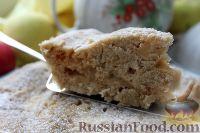 Фото приготовления рецепта: Шарлотка с яблоками (в микроволновке) - шаг №20