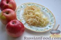 Фото приготовления рецепта: Праздничный салат «Три поросенка» для детей - шаг №6