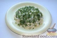 Фото приготовления рецепта: Праздничный салат «Три поросенка» для детей - шаг №12