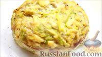 """Фото приготовления рецепта: Запеканка """"Касэрол"""" (Casserole) из кабачков с сыром - шаг №8"""