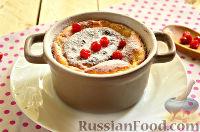 Фото к рецепту: Творожный пудинг (в духовке)
