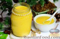 Фото к рецепту: Апельсиновый крем