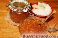 Фото к рецепту: Джем из дыни и яблок