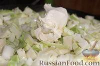 Фото приготовления рецепта: Пирог со свежей капустой - шаг №3