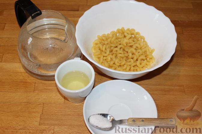 Фото приготовления рецепта: Белый чесночный соус - шаг №7