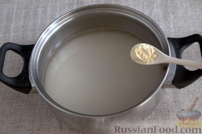 Фото приготовления рецепта: Облепиховое варенье с имбирем - шаг №3