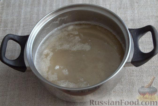 Фото приготовления рецепта: Облепиховое варенье с имбирем - шаг №4