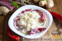 Фото к рецепту: Творожный рис