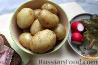 Как сделать картошку в микроволновке в домашних условиях 988