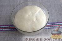 Фото приготовления рецепта: Симит (турецкий бублик с кунжутом) - шаг №5