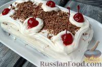 """Фото к рецепту: Торт """"Шварцвальд"""""""